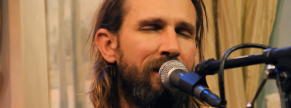 Will Johnson performs Smelling Medicinal at the Tin Roof Sessions